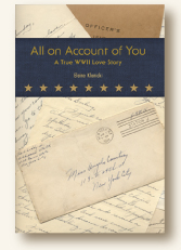 All on Account of You front cover image